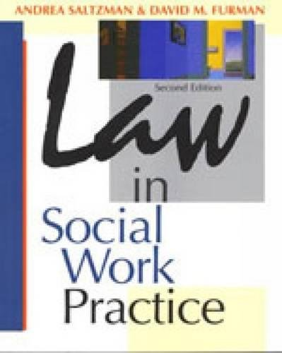 Stock image for Law in Social Work Practice for sale by Better World Books: West