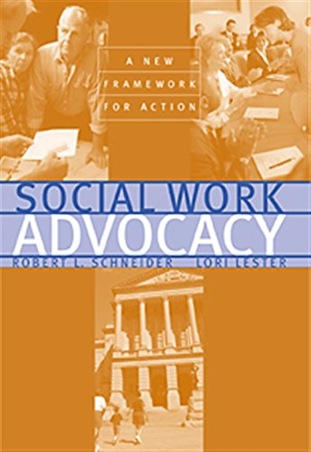 9780830415243: Social Work Advocacy: A New Framework for Action
