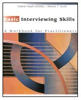 9780830415304: Basic Interviewing Skills: A Workbook for Practitioners (Methods / Practice of Social Work: Direct (Micro))
