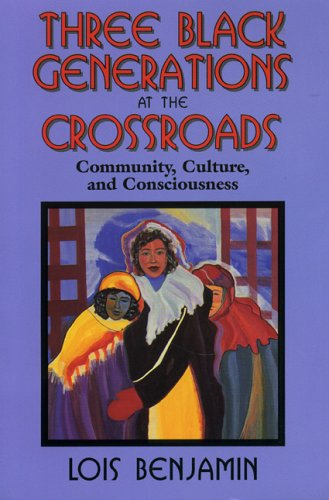 9780830415656: Three Black Generations at the Crossroads, Community, Culture, and Consciousness