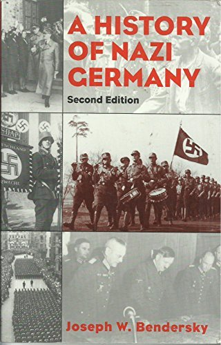 9780830415670: A History of Nazi Germany, Second Edition