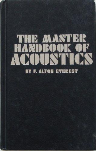 9780830600083: The master handbook of acoustics