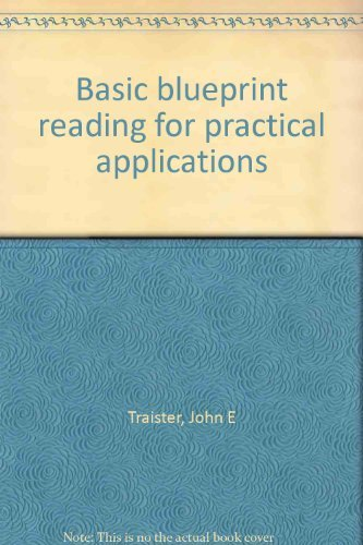 9780830602469: Basic blueprint reading for practical applications