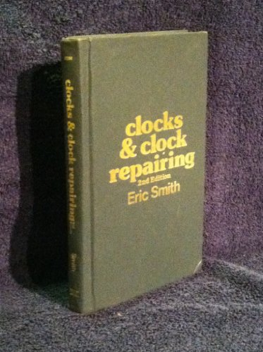 9780830602766: Clocks and Clock Repairing