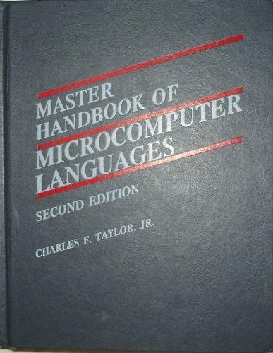 9780830602933: Master Handbook of Microcomputer Languages