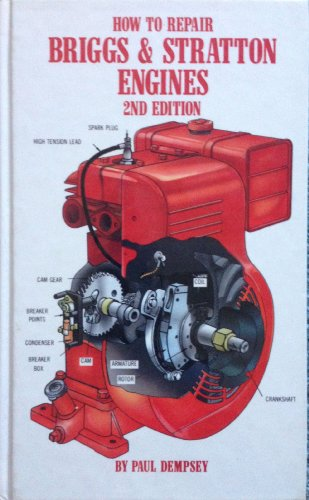 9780830606870: How to repair Briggs & Stratton engines