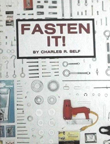 Fasten it!: Charles R Self