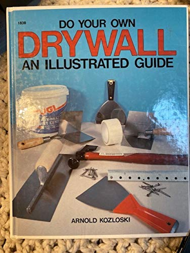 9780830608386: Do your own drywall: An illustrated guide