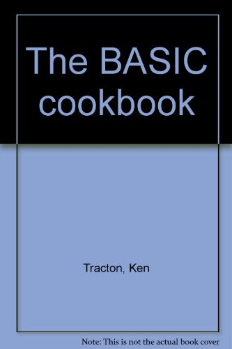 9780830608553: The BASIC cookbook