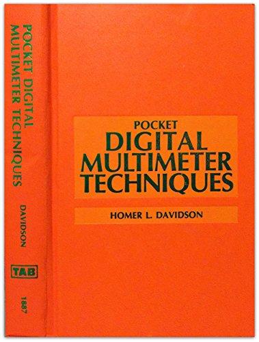 9780830608874: Pocket digital multimeter techniques