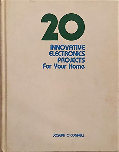 9780830609475: 20 Innovative Electronics Projects for Your Home