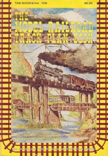 9780830611065: Model Railroad Track Plan Book