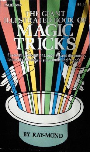 9780830612321: Giant Illustrated Book of Magic Tricks