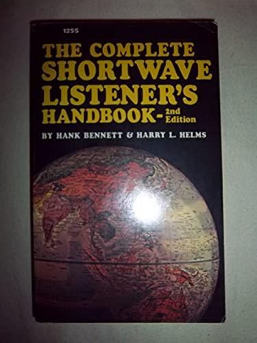 9780830612550: Helms Complete ?shortwave? Listener?s Handbook 2ed (paper Only)