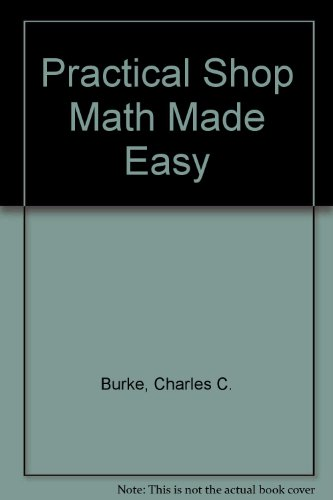 9780830612918: Practical Shop Math Made Easy