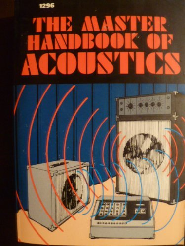 9780830612963: Master Handbook of Acoustics