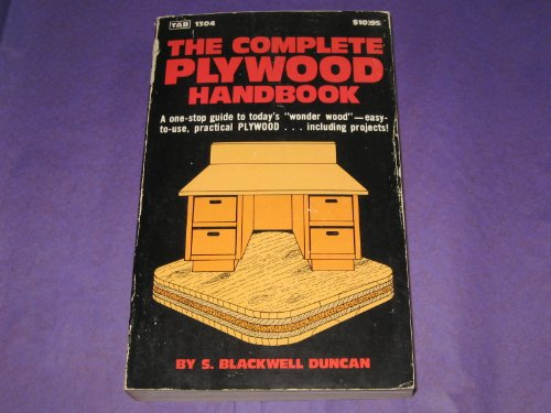 9780830613045: Complete Plywood Handbook