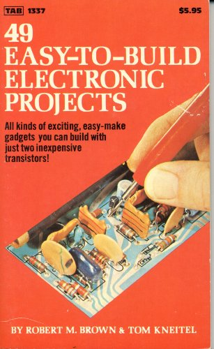 9780830613373: 49 Easy-To-Build Electronics Projects