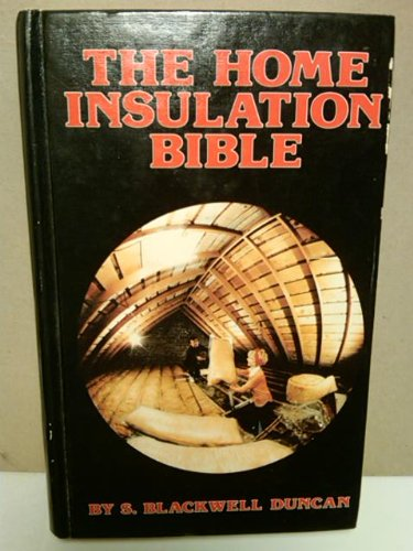 9780830613489: Home Insulation Bible