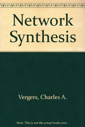 9780830614028: Network Synthesis