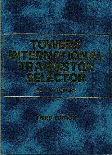 9780830614165: Towers' International Transistor Selector