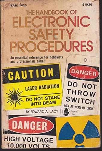 9780830614202: Handbook of Electronic Safety Procedures