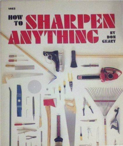 9780830614639: How to Sharpen Anything