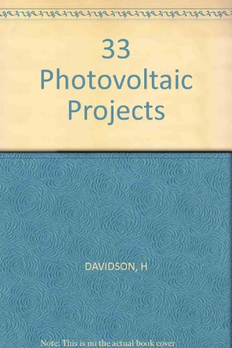9780830614677: 33 Photovoltaic Projects