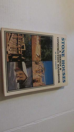 9780830615513: Stone Houses: A Design and Construction Handbook