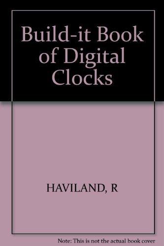 9780830616831: Build-It Book of Digital Clocks