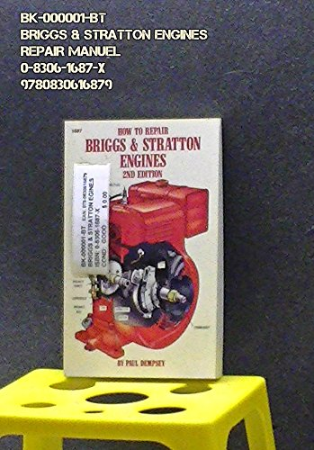 9780830616879: How to Repair Briggs & Stratton Engines