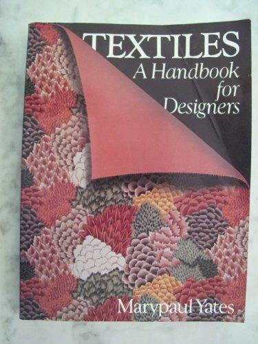 9780830618439: Textiles: A Handbook for Designers