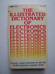 9780830618668: Illustrated Dictionary of Electronics