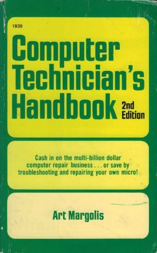 9780830619399: Computer Technician's Handbook
