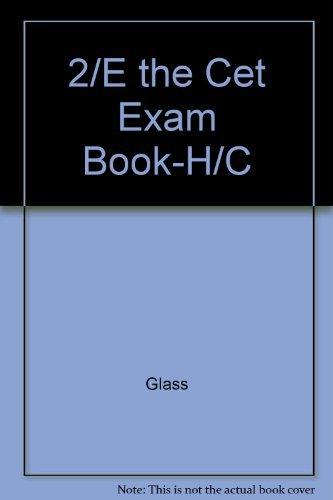 9780830619504: 2/E the Cet Exam Book-H/C