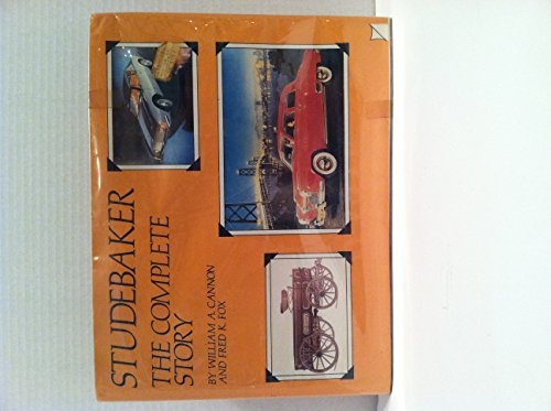 9780830620647: Studebaker: The Complete Story (Modern automotive series)