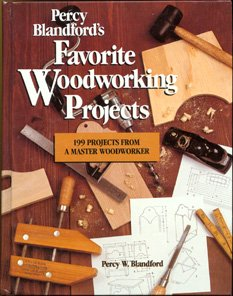 9780830621484: Percy Blandford's Favorite Woodworking Projects