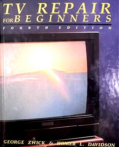 9780830621811: TV Repair for Beginners