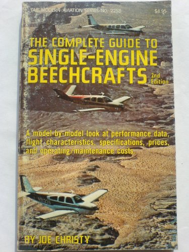 9780830622580: Complete Guide to Single-engine Beechcrafts