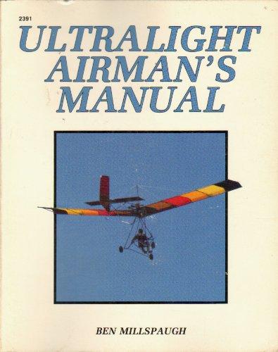 9780830623914: Ultralight Airman's Manual