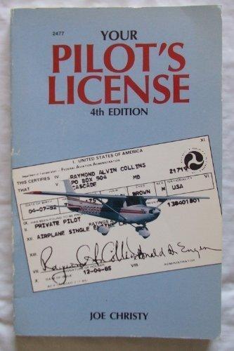 9780830624775: Your Pilot's License