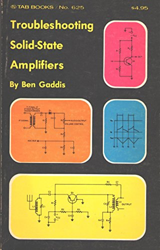9780830626250: Troubleshooting Solid-State Amplifiers