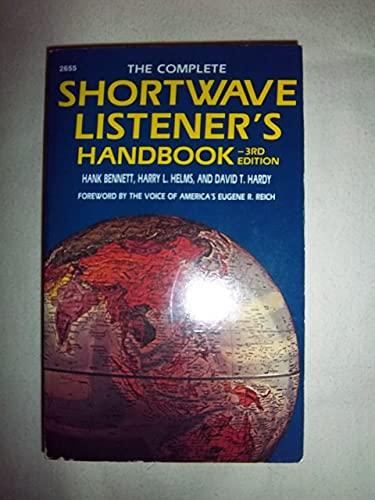9780830626557: The Complete Shortwave Listener's Handbook