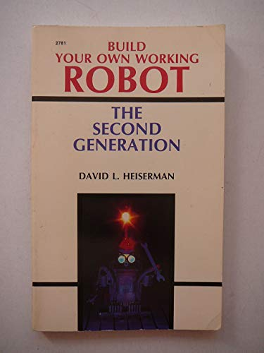 9780830627813: Build Your Own Working Robot: The Second Generation