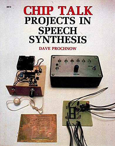 9780830628124: Chip Talk: Projects in Speech Synthesis