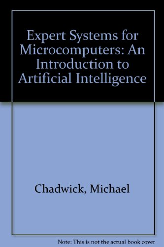 9780830628384: Expert Systems for Microcomputers: An Introduction to Artificial Intelligence