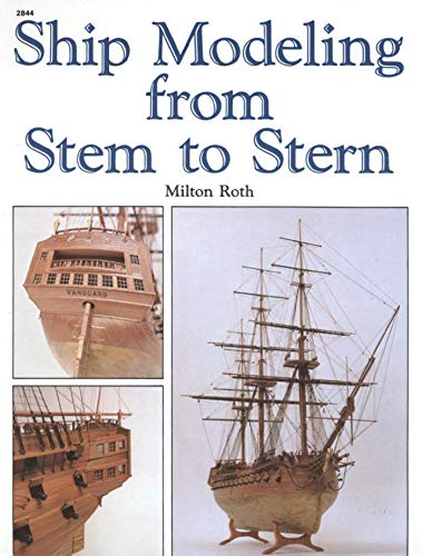 9780830628445: Ship Modeling from Stem to Stern