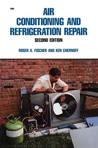 9780830628810: Air Conditioning and Refrigeration Repair (P/L Custom Scoring Survey)