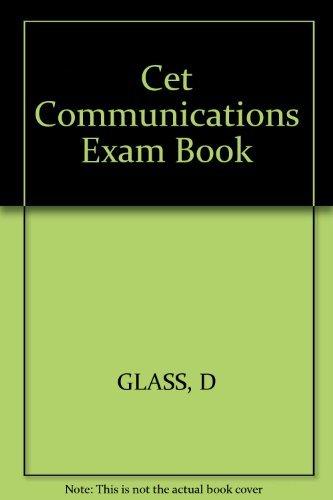 9780830629107: Cet Communications Exam Book