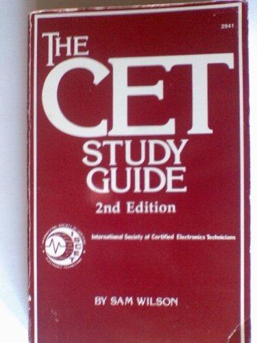 9780830629411: Cet Study Guide. 2e. S/C